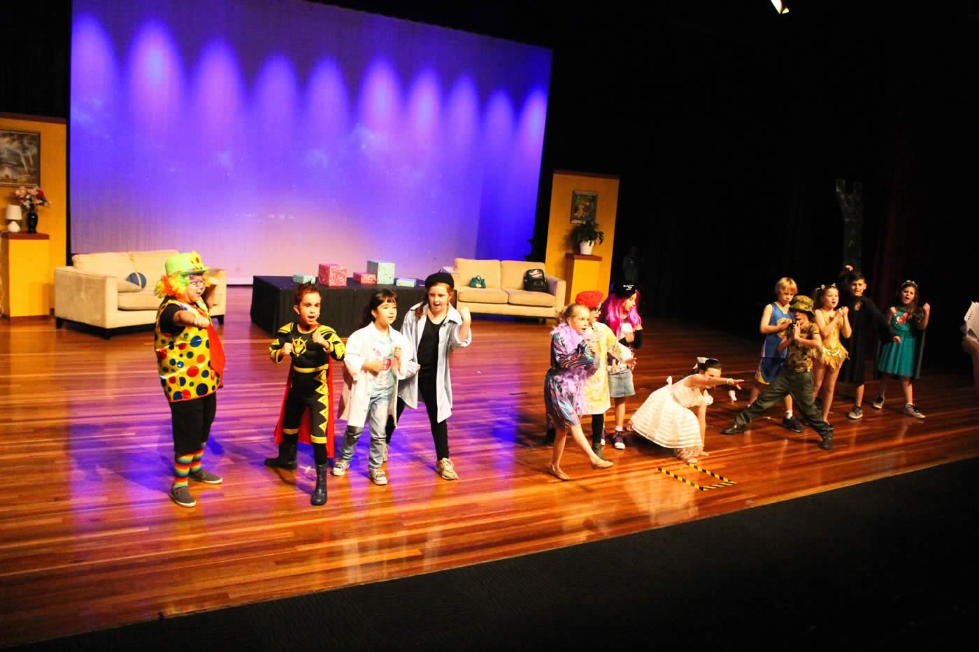 kids drama classes