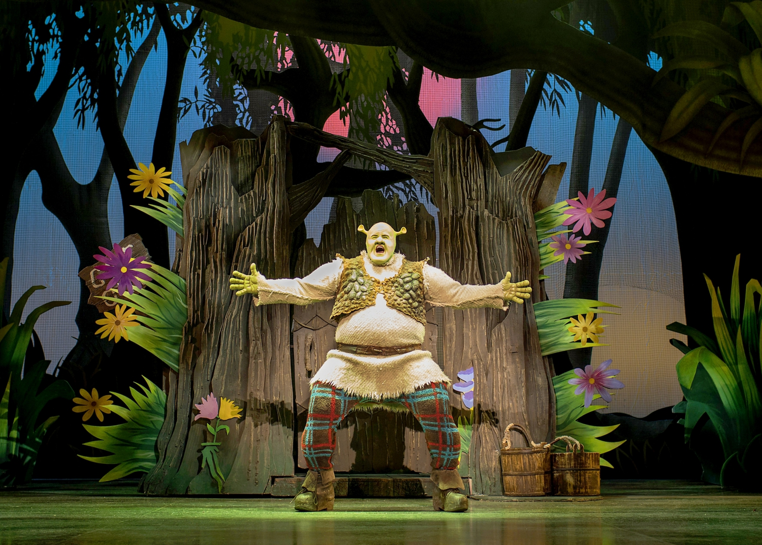 Shrek - The Musical, Two Day Workshop